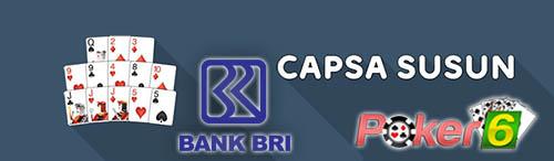 Bandar Capsa Susun Bank BRI