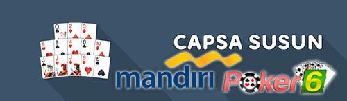 Bandar Capsa Susun Bank Mandiri