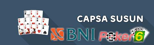 Bandar Capsa Susun bank BNI