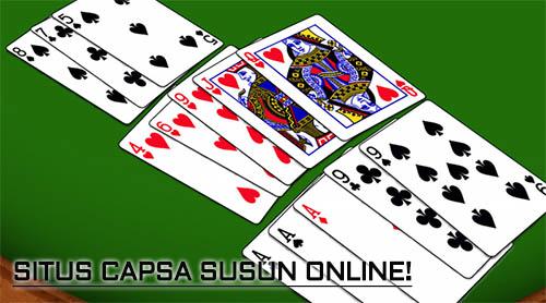 Daftar Situs Judi Capsa Susun Online IDN